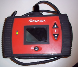Snap On Bk5500 Visual Video Inspection Device Bore Scope Camera