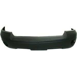 Primed Front Bumper Cover For 2005 2007 Dodge Dakota Pickup Truck W Fog