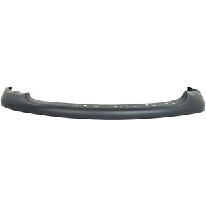 Primed Front Bumper Upper Cover For 2002 2005 Dodge Ram 1500 2500 3500