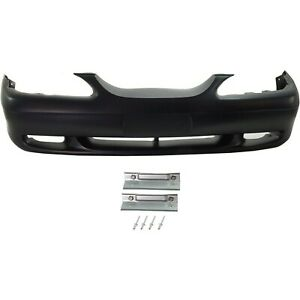 Primed Front Bumper Cover Fascia For 1994 1998 Ford Mustang Gt 94 98
