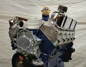 302 325hp Ford Crate High Performance Balanced Engine With Aluminum Heads