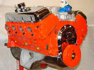 396 Chevy Chevelle Camaro Corvette High Perf Big Block Crate Bb Engine