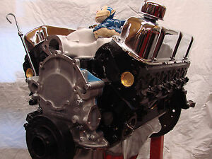 351w Ford Crate High Performance Balanced Engine With Cast Heads Bronco Car Pu