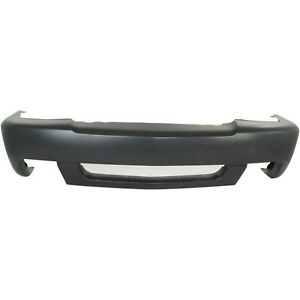 Front Bumper Cover For 2003 2007 Chevy Silverado 1500 Ss Pickup 03 07 6 0l V8