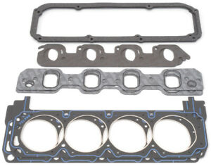 Edelbrock Gasket Kit Top End For Ford 302 351w E boss clevor For Use W Perf Rpm