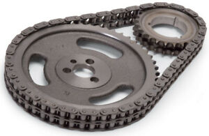 Edelbrock Timing Chain And Gear Set For Chevy 396 454 Ede7810