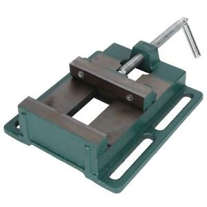 Machine Vise Simple Carpentry Tool Woodworking American Fat jaw Cast Iron 5 Inch