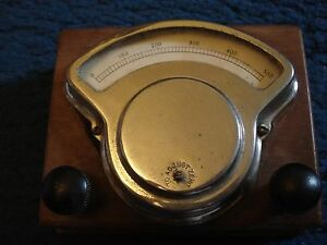 Hoyt Vintage Electrical Meter 1920 Era