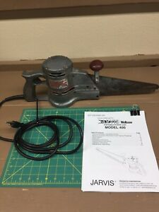 Jarvis Wellsaw Mode 400 Portable Power Saw Meat Processing Saw