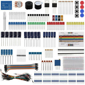 Potentiometer Electronic Components Kit For Arduino Raspberry Pi Cable