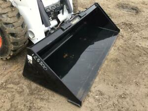 New Tomahawk 78 Smooth Gp Bucket For Skid Steer Loaders Ssl Quick Attach