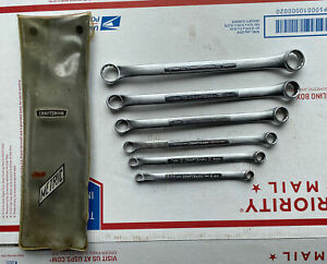 Craftsman 6pc V Series Box End Metric Wrench Set 42951 6 19mm