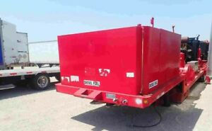2002 Great Dane Gpd245 T a Fracturing Unit