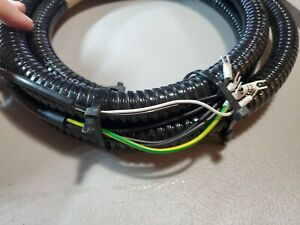 Cnc 8 Pin 1 In Plug 6 Wire Plug With Cable