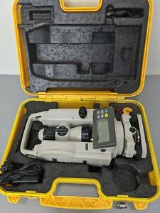 Futura Dt 20 Digital Theodolite Total Station Dt20