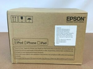 Epson Tm p80 plus Mobile Link Wireless Receipt Printer Sealed