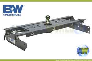 B W Turnover Ball Gooseneck Hitch Tow For 2014 18 Dodge Ram 2500