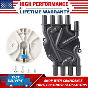 High Performance Ignition Distributor Cap Rotor For Chevy Gmc Vortec 5 0 5 7l V8