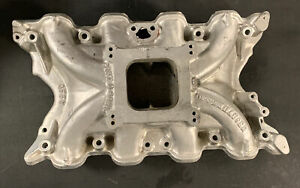 Offenhauser Port o sonic 351 Cleveland Intake Manifold