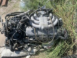 87 Bmw 325is Engine And Transmission M20 2 5