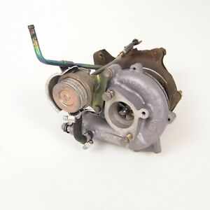 Genuine 00 06 Nissan Almera N16 2 2l Yd22ddt Diesel Engine Turbocharger Turbo