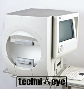 Humphrey Zeiss 750i Visual Field Analyzer Hfa