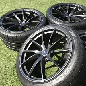 19 20 Mclaren Light Weight 720s 720 S Wheels Tires Rims Oem Factory Stock Forged