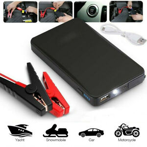Portable Mini 12v 20000mah Car Jump Starter Engine Battery Charger Power Bank