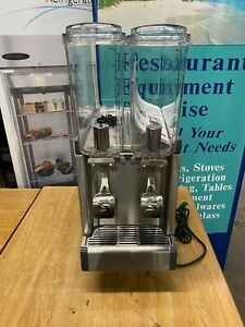 Crathco Cs 2e 16 Twin Refrigerated Beverage Dispenser