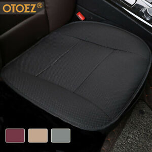 Universal Auto Car Seat Cover Pu Leather Interior Cushion Protector Breathable