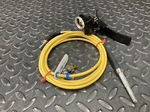 Welch Allyn Surgical Headlight With Fiber Optic Cable No Head Gear