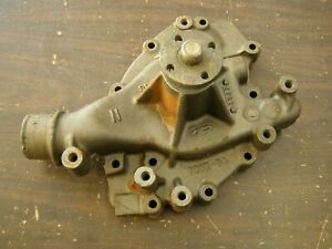 Nos Oem Ford R M 429 460 Water Pump 1973 1977 Galaxie Ltd Torino 1974 1975 1976