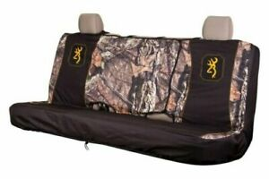 Browning Camo Full Size Bench Seat Cover Break Up Country Mossy Oak Bsc5414