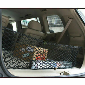 Parts Accessories Universal Car Suv Envelope Style Trunk Cargo Net 1set
