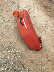 International 234 Tractor Rh Right Side Rear Fender Haus