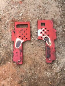 International 234 Tractor Lh Left And Rh Right Step Assembly Haus