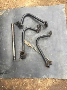 International 234 Tractor Clutch And Brake Pedal Assembly Tr