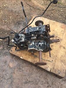 Oem International 234 Tractor Complete Rear End Transmission Non Hst