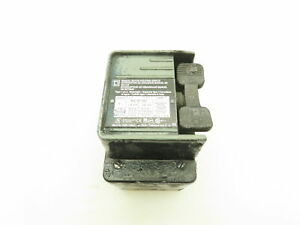 Square D 2510 Kw2 9941 Ser A Manual Motor Starting Switch 600v 30a Type 4 Encl