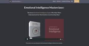 Emotional Intelligence Masterclass 6 Module Training Template For Professionals