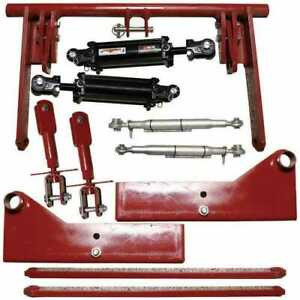 3 point Hitch Conversion Kit Compatible With International 450 460 400 560
