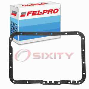 Fel Pro Transmission Oil Pan Gasket For 1985 1990 Ford Bronco Ii Automatic Am
