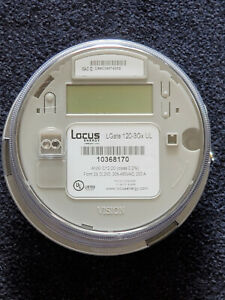 New Locust Lgate 120 3gx Ul Single Phase Electronic Remote Monitoring Meter