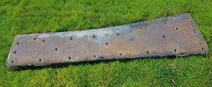 1935 And 1936 Plymouth Or Dodge Passenger Side Running Board