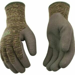 Kinco 178 Frost Breaker Thermal Gloves Large Size Work Glove Thermal Lined Camo