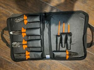 Klein Tools 33529 Insulated Tool Set 8 Pc