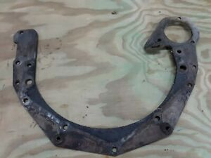 Chevy Engine To C60 Clark 5 Speed Trans Adapter 366 454 Gmc