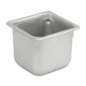 Vollrath 20669 S s 1 6 Size X 6 D Steam Table Food Pan