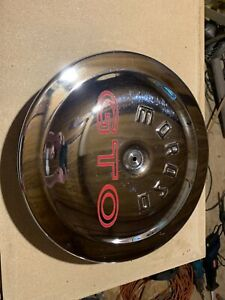 Moroso 14 4 Barrel Air Cleaner Breather With Gto Decal