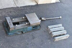 Kurt D80 Anglock Milling Machine Vise 8 Wide